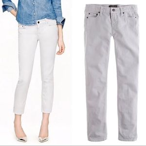 J.Crew Matchstick Cropped Jeans.-Q1.
